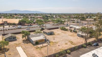 Tucson Residential Lots & Land For Sale: 3727 &3737 N Stone Avenue