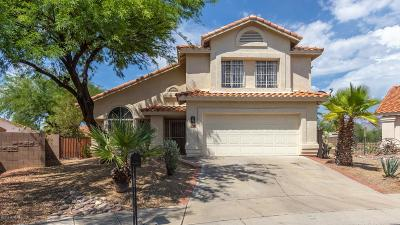 Tucson Single Family Home For Sale: 2932 W Corte Olivia