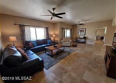 Tucson Rental For Rent: 1864 N Evelyn Avenue