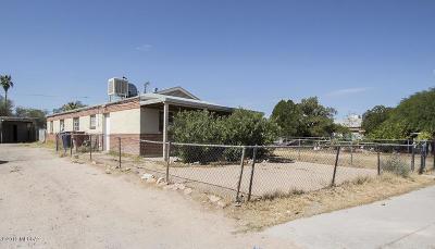 Tucson Rental For Rent: 4620 E Montecito Street