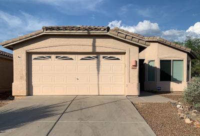 Tucson Single Family Home For Sale: 8926 N Majestic Mountain Drive