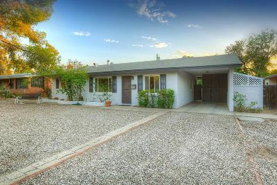 Tucson Single Family Home For Sale: 703 N Jones Boulevard