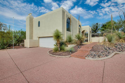 Tucson Single Family Home For Sale: 4831 N Calle Bujia