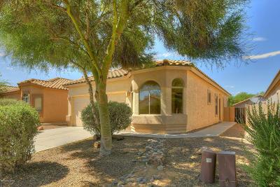 Sahuarita Single Family Home For Sale: 317 E Camino Limon Verde