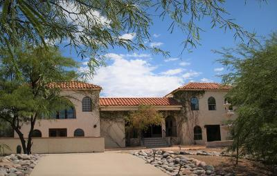 Pima County, Pinal County Single Family Home For Sale: 11815 E Tanque Verde Road