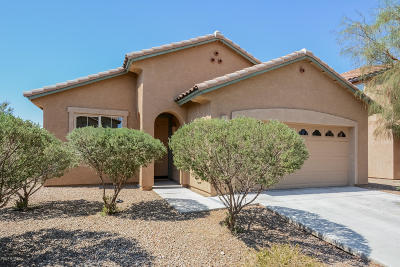 Marana Single Family Home For Sale: 11567 W Bannerstone Street