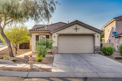 Sahuarita Single Family Home For Sale: 472 W Vuelta Friso