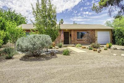 Tucson Single Family Home For Sale: 3330 E Waverly Street