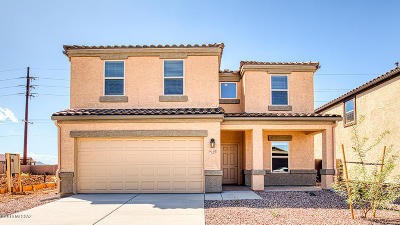 Marana Single Family Home For Sale: 9107 W Blue Roan Lane