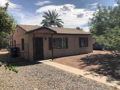 Tucson Single Family Home For Sale: 4222 E Paseo Dorado