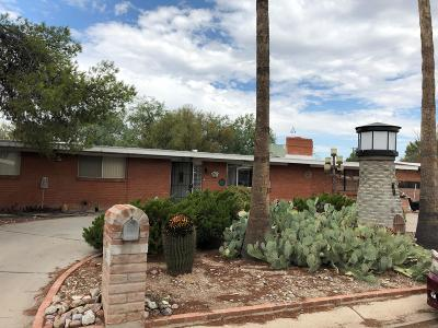 Tucson Single Family Home For Sale: 801 N Ruston Avenue