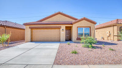 Marana Single Family Home For Sale: 9131 W Blue Roan Lane