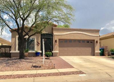 Pima County Single Family Home Active Contingent: 194 E Corte Rancho Dorada
