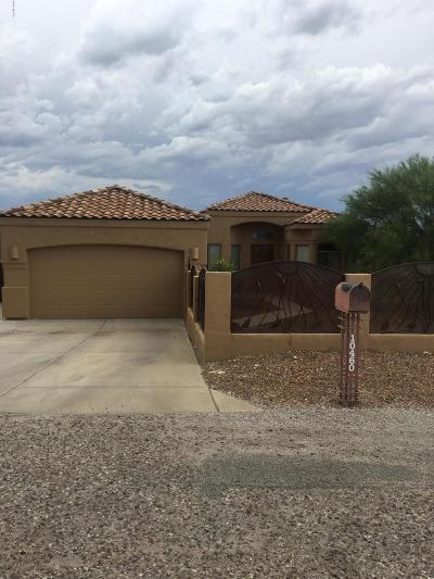 Pima County Single Family Home For Sale: 10460 E Barbara Place