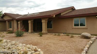 Tucson AZ Single Family Home For Sale: $439,900