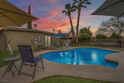 Tucson Single Family Home For Sale: 6912 E Mary Drive