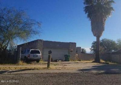 Tucson Single Family Home For Sale: 5565 S Holladay Place