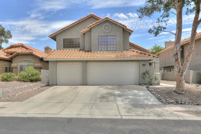 Pima County, Pinal County Single Family Home Active Contingent: 2418 N Lake Star Drive