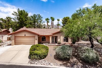 Tucson Single Family Home For Sale: 5747 N Via Umbrosa