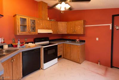 Manufactured Home For Sale: 11462 N Derringer Road