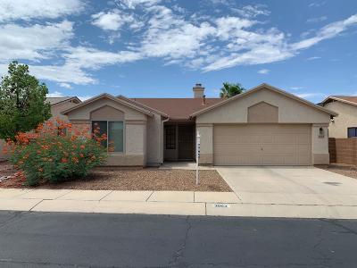 Tucson Single Family Home For Sale: 3063 W Autumn Breeze Drive