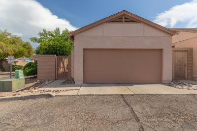 Tucson Townhouse For Sale: 2483 N Palo Dulce Drive