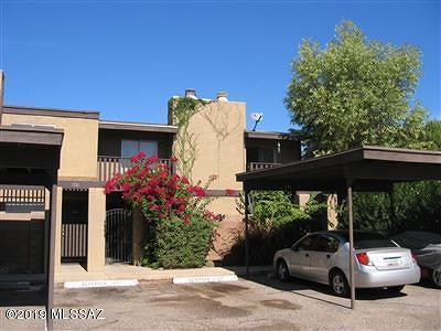 Tucson Townhouse Active Contingent: 1703 E Glenn Street