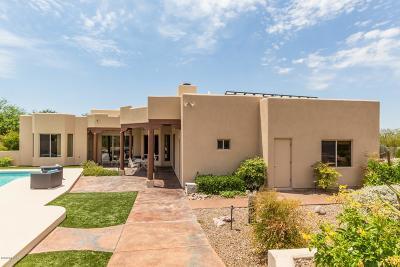 Tucson Single Family Home For Sale: 2754 W Appaloosa Road