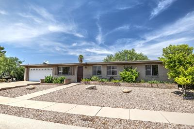 Tucson Single Family Home For Sale: 7405 N Boston Place
