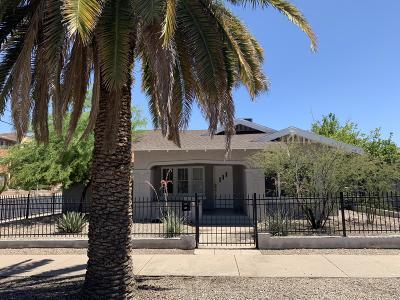 Single Family Home For Sale: 748 E 4th Street