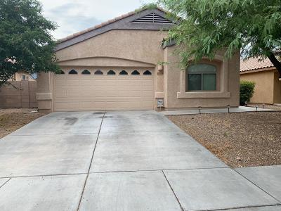 Tucson Single Family Home For Sale: 6782 W Copperwood Way