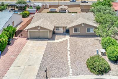 Sierra Vista Single Family Home For Sale: 3616 Miller Street