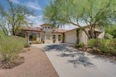Single Family Home For Sale: 12861 N High Hawk Drive