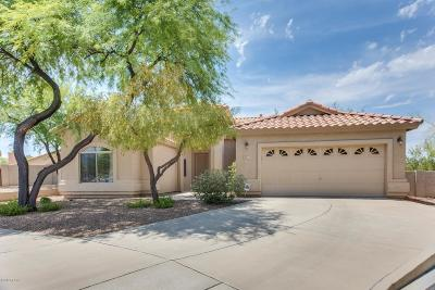 Oro Valley Single Family Home For Sale: 2017 W Silver Rose Place