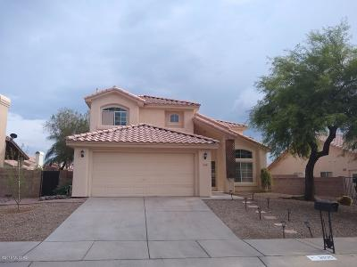 Tucson Single Family Home Active Contingent: 3035 W Calle Lucinda
