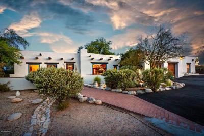 Single Family Home For Sale: 5030 E Calle Chueca