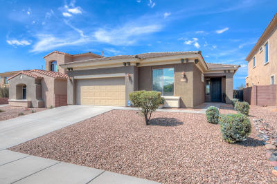 Single Family Home For Sale: 13774 N High Mountain View Place