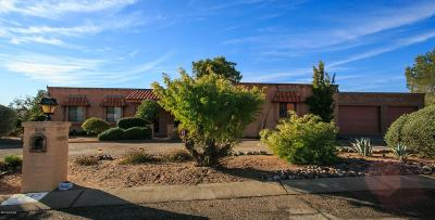 Single Family Home For Sale: 8242 E Crestwood Drive