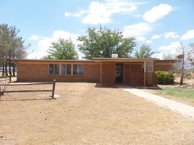 Cochise County Single Family Home For Sale: 73 E Kaibab Way