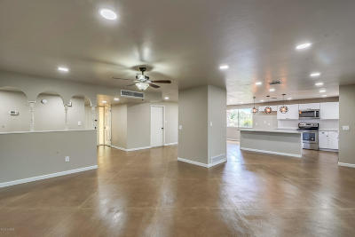 Single Family Home For Sale: 2101 S Palm Springs Drive