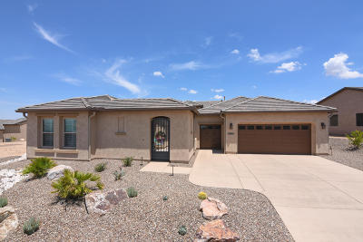 Oracle Single Family Home For Sale: 60944 E Angora Place