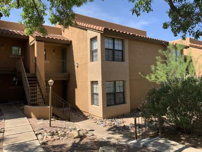 Tucson Condo For Sale: 6651 N Campbell Avenue #121