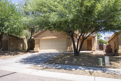 Green Valley Single Family Home For Sale: 664 W Amber Sun Drive