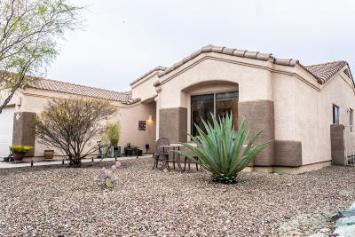 Tucson Single Family Home For Sale: 11783 Crescendo Drive