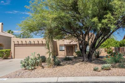 Oro Valley Single Family Home Active Contingent: 11321 N Palmetto Dunes