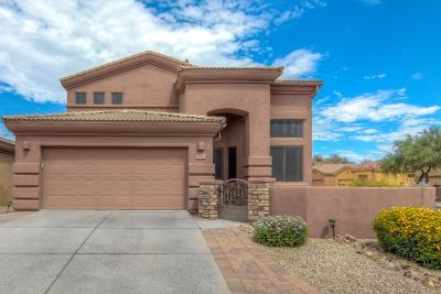 Oro Valley Single Family Home For Sale: 115 E Brearley Drive
