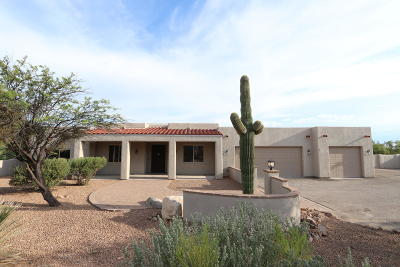 Tucson Single Family Home For Sale: 10304 E Snyder Creek Place