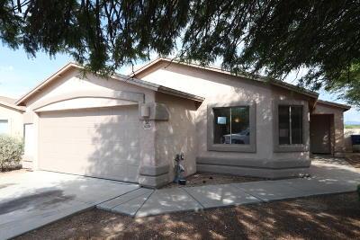 Tucson, Oro Valley, Marana, Sahuarita, Vail Single Family Home Active Contingent: 5309 S Newcastle Court