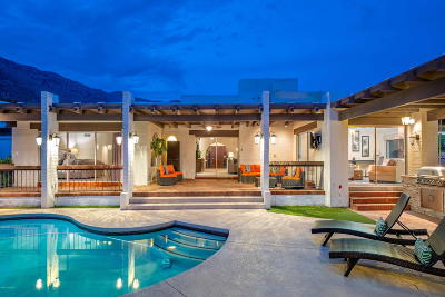 Tucson Single Family Home For Sale: 6721 N Los Leones Drive