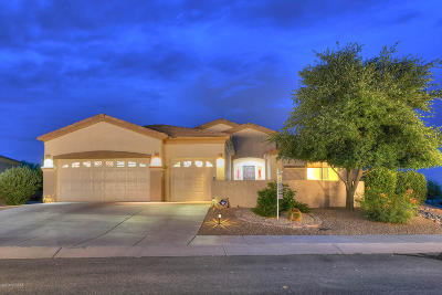 Green Valley Single Family Home Active Contingent: 549 N Michelangelo Drive